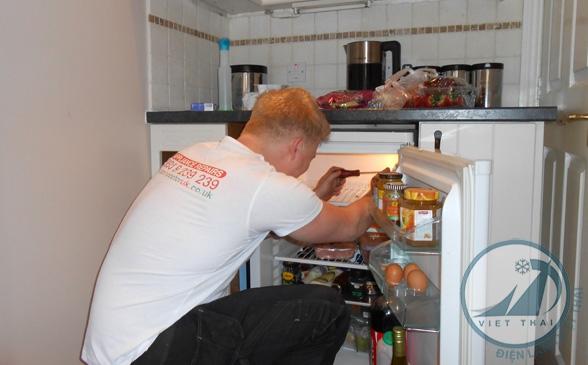 Sửa tủ lạnh quận 7 giá rẻ